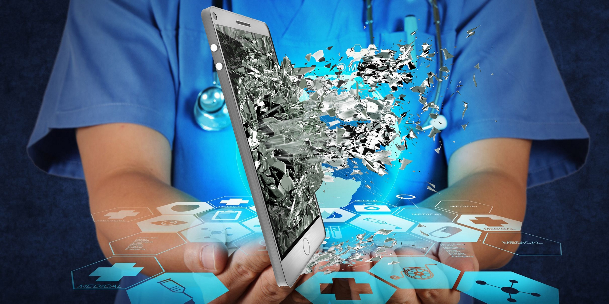 Réparation de votre smartphone